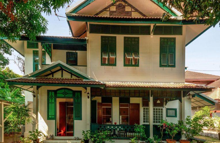 [泰國房地產新聞] junsekino翻新曼谷80年前的房屋,並在明亮,開放的空間內進行