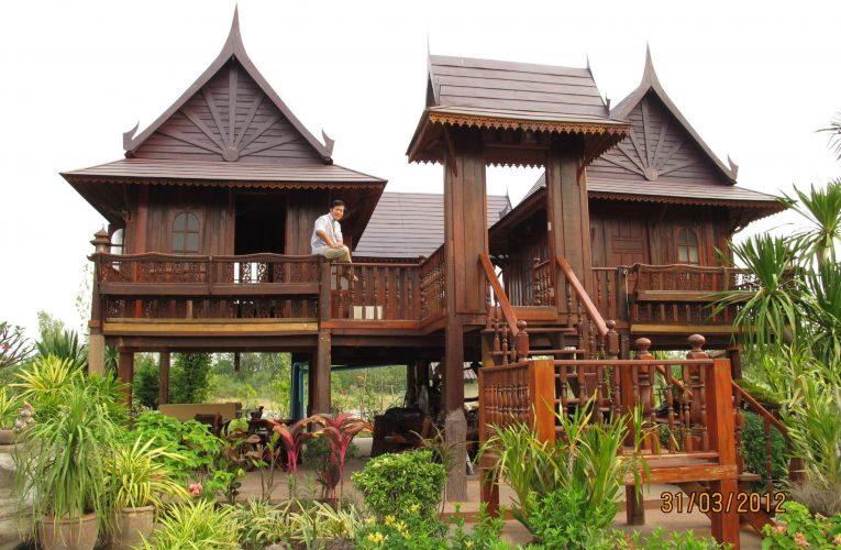 [泰國房地產新聞]設計將鋁製房屋放置在泰國的自然生態系統中
